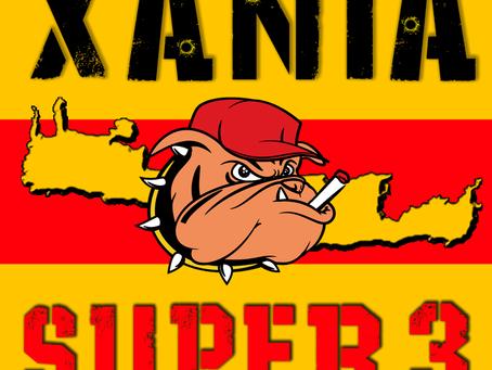 SUPER 3 ΧΑΝΙA is back...