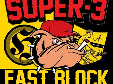 ΑΝΑΚΟΙΝΩΣΗ SUPER 3 EAST BLOCK