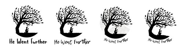 In the Garden logo concepts