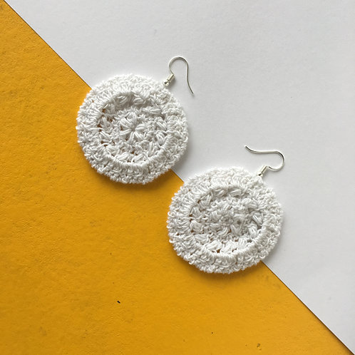 Puff Blossom Earrings