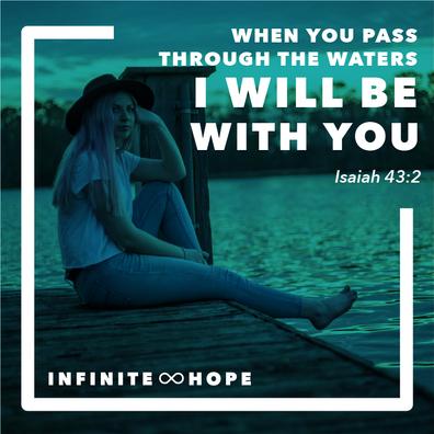 infinite hope - square quote post 3