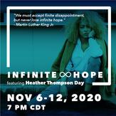 infinite hope square flyer