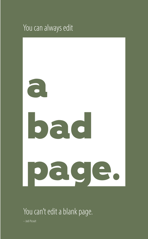 A Bad Page by Megan
