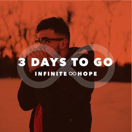 infinite hope - countdown 3 days