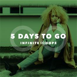 infinite hope - countdown 5 days