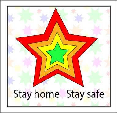 Stay Home by Arpitha