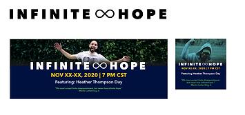 Infinite hope design iteration 1