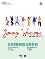 Young Women's Workshop flyer