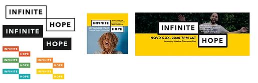 Infinite hope design iteration 3