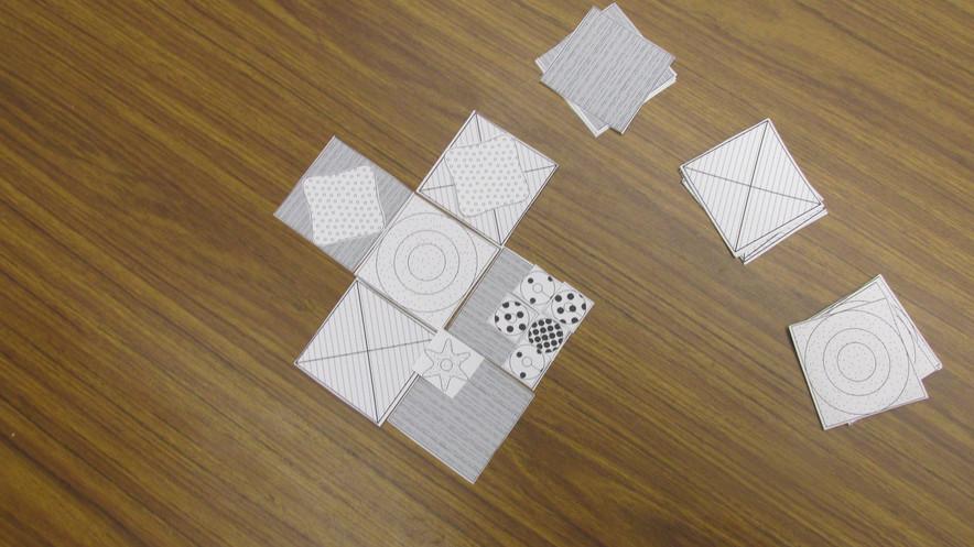 Made pattern