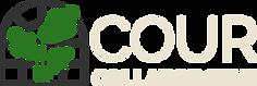 Cour Collaborative logo - dark - horizon
