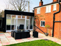 Garden Room & Patio