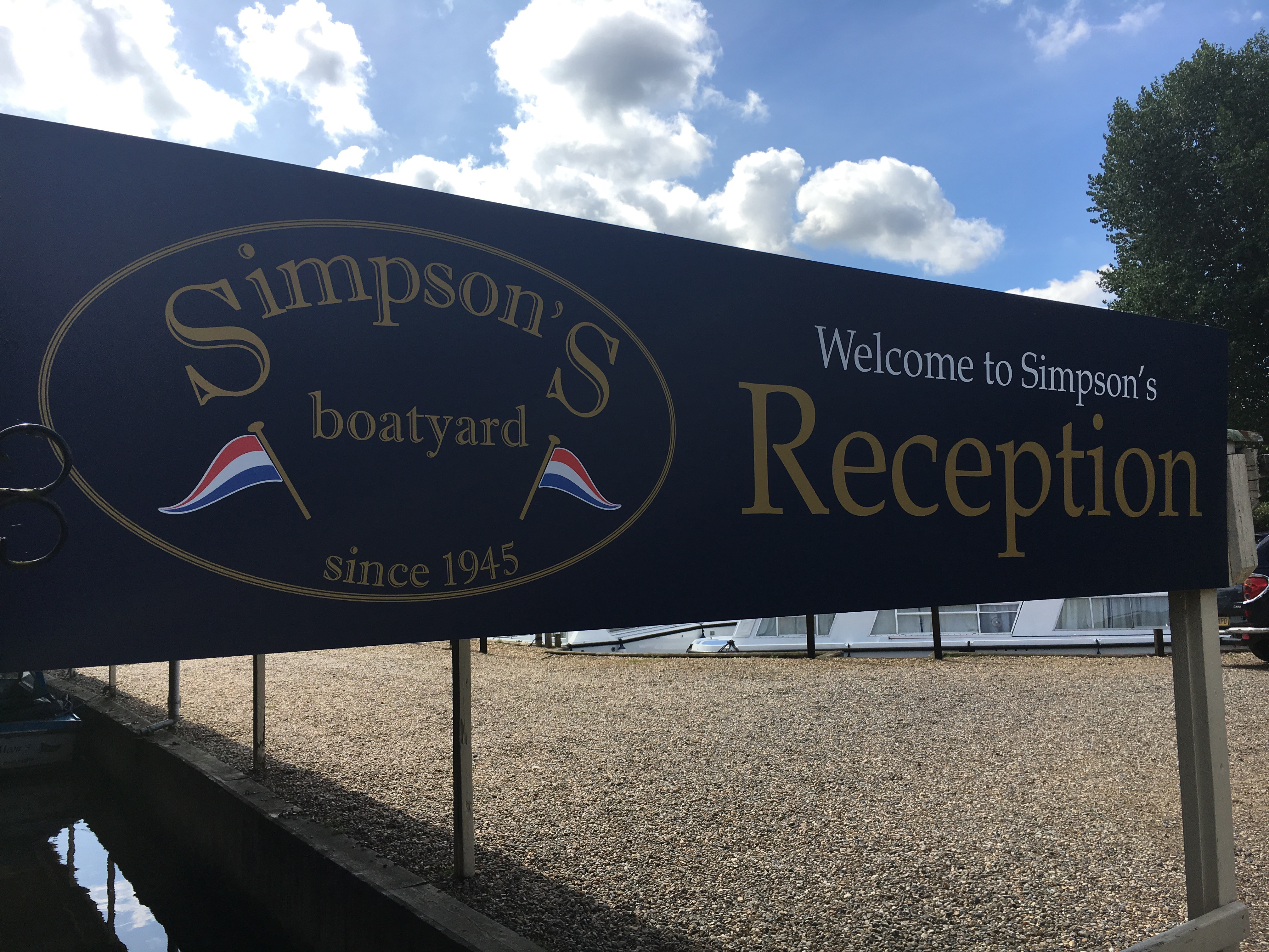 Simpson's Boatyard