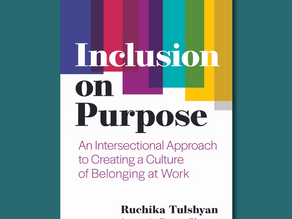 Inclusion on Purpose Cover Reveal