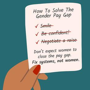 Negotiation Won't Fix the Gender Wage Gap