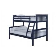 Otto Trio Bunk Bed – Navy Blue