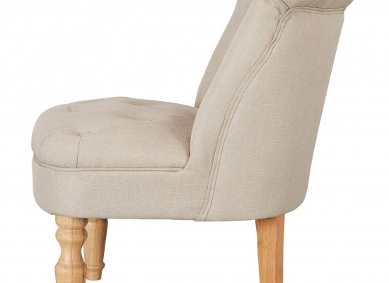 Charlotte Chair – Beige – Single