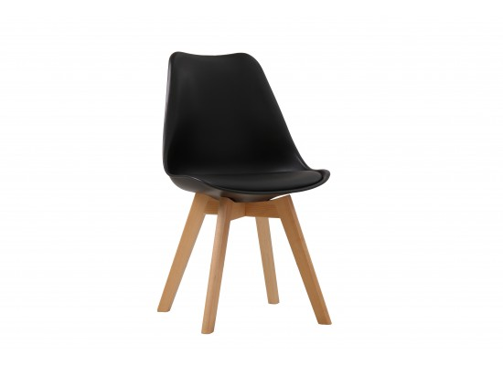 Louvre Chair in Black