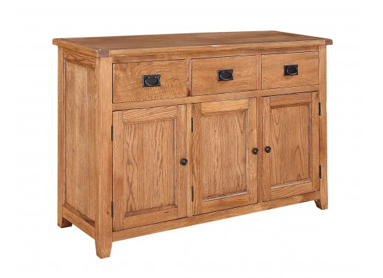 Dorset Large 3 Drawer Sideboard