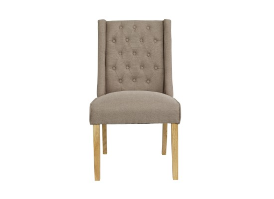 Verona Wing Chair – Beige