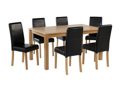 Linden Table with Oakridge Chairs