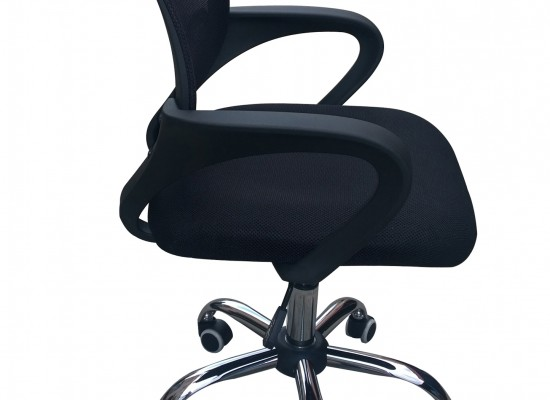 Tate Office Chair – Black