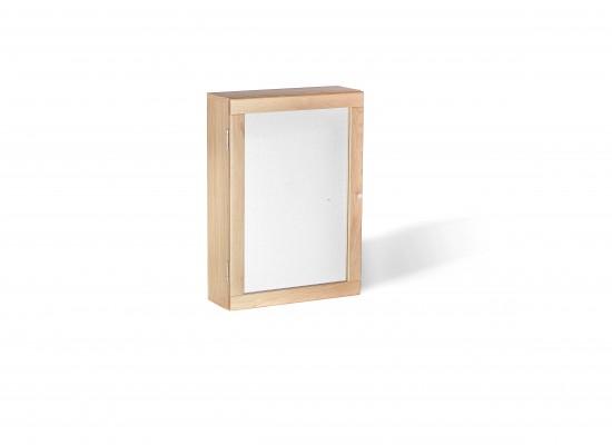Ocean Mirrored wall Cabinet – Oak