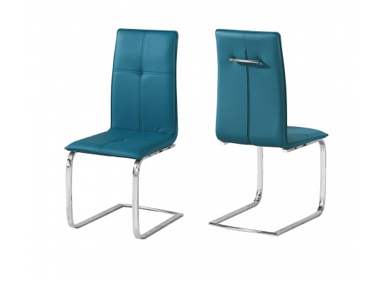 Opus Dining chairs in Teal