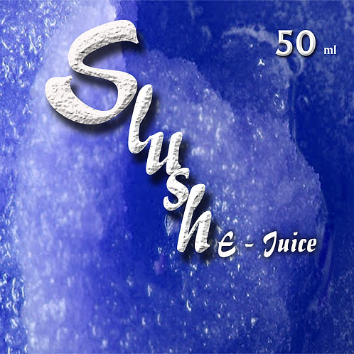 Slush - Blue Vaping Fluid