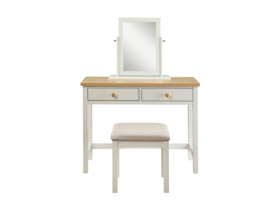St. Ives Dressing Table with Stool &