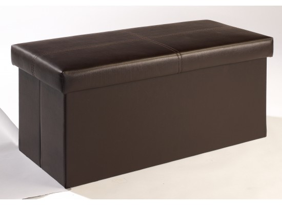 Madrid Storage Stool / Ottoman