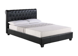 Amalfi Bed – Black
