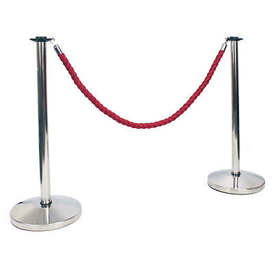 Get your chrome posts and ropes from Seats & Sashes