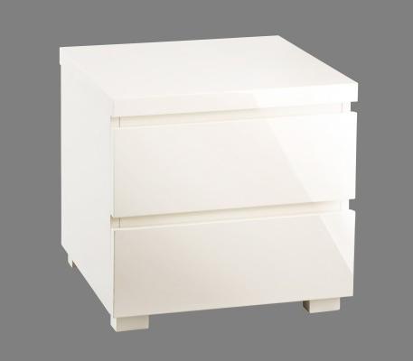 Puro 2dr Bedside – Cream
