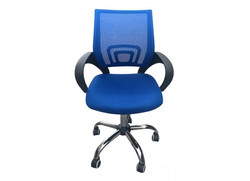 Tate office chair – Blue