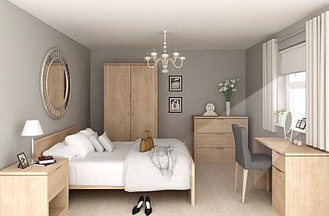 Lexington Double Bedroom