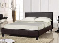 Prado Bed – Brown