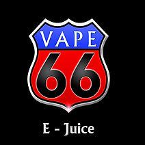 Vape 66 Vaping fluid