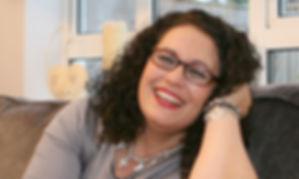 Angelina Georgiou laughing