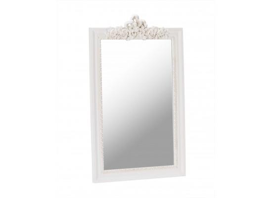Juliette Wall Mirror in White