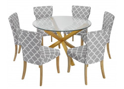 Large Oporto Dining Table