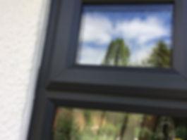 Ilkeston PVC painted frames by Kates Kibble