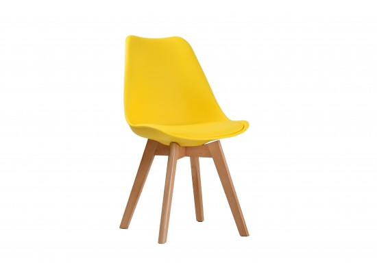 Louvre Chair in Yellow