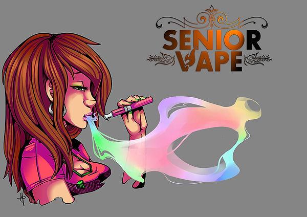Senior Vape
