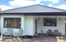 we paint UPVC windows and doord
