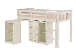 Milo Sleep Station – Solid Off White
