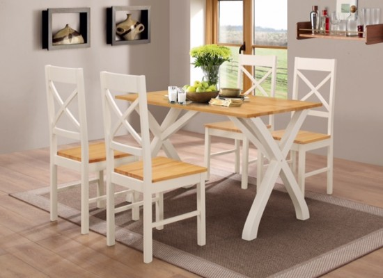 Normandy Dining Set - Kitchen View