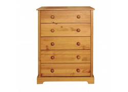 Baltic 5 Drawer Chest