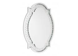 Valentina Oval Mirror