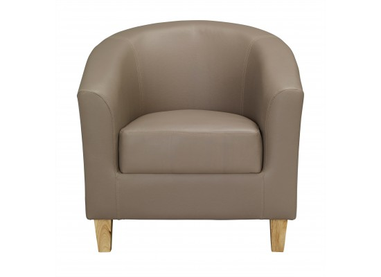 Tub Chair Taupe